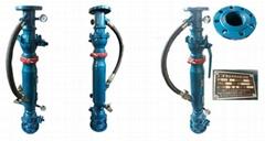 球阀式反冲洗过滤器复合式水质过滤器