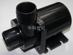 DC50A无刷直流磁力隔离水泵