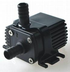 12V電子產品散熱循環泵