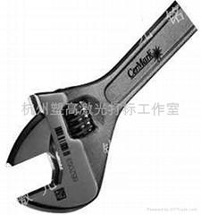 杭州五金制品不鏽鋼激光打標