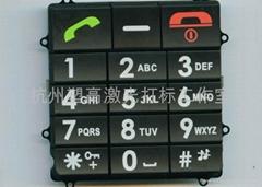 杭州手機后蓋底座電板激光打標
