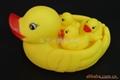 搪胶沐浴鸭子