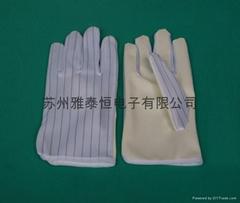 防靜電PU手套