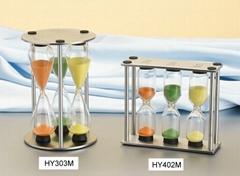 Metal  Sand Timer / Hourglass / sandglass HY303M  HY402M