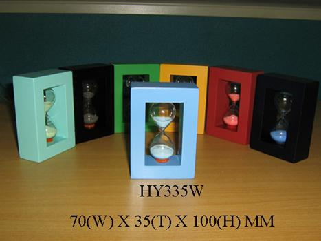 木制沙漏 HY335W 1
