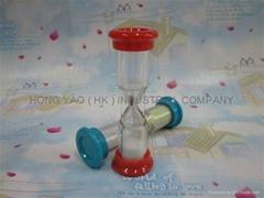 Plastic Sand Timer / Sandglass / Hourglass HY1014P