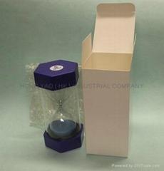 Plastic Sand Timer / Hourglass / Sandglass HY1004P