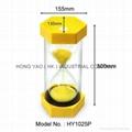 Sandglass Sand Timer clock, Education