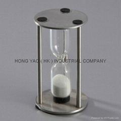 Metal Sandglass, Sand Timer clock, Hourglass, HY201M