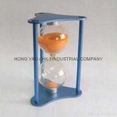 Metal Sandglass, Sand Timer clock, Hourglass, HY301M