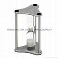 Metal Sandglass, Sand Timer clock, Hourglass, HY302M 2