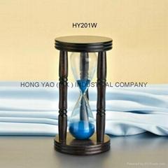 Wooden Sandglass, Sand Timer clock, Hourglass, HY201W