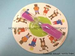學校教育, 兒童刷牙計時沙漏 HY750CD