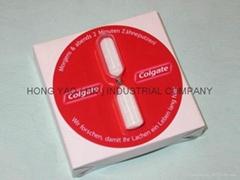 儿童刷牙沙漏, 學校教育, 廣告咭沙漏HY756CD