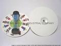 咭纸广告沙漏, 儿童刷牙计时沙漏,  HY770CD 2