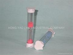 Plastic Sand Timer / Hourglass / Sandglass HY1023P
