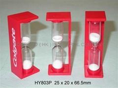 Plastic Sand Timer / Hourglass / Sandglass HY803P