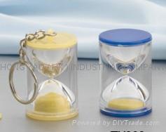 Plastic Sand Timer / Hourglass / Sandglass HY300PA