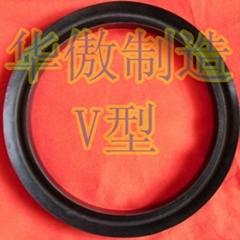 V型加织物橡胶密封圈