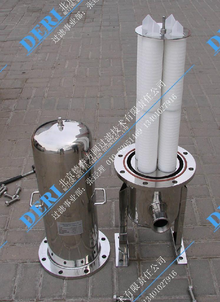 北京高壓衛生級氣體過濾器 3