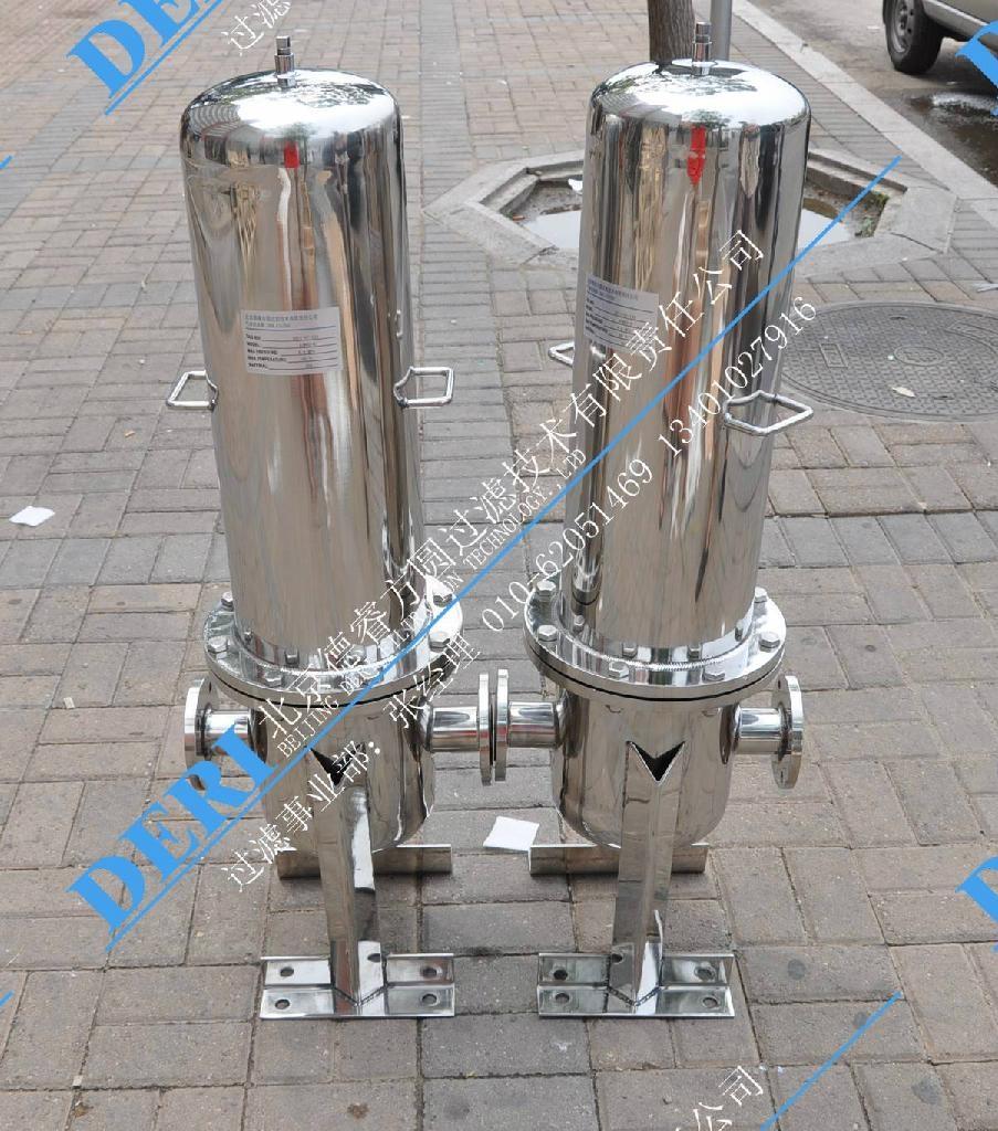 北京高壓衛生級氣體過濾器 4