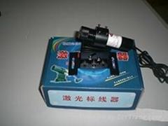石材木材机械专用绿光激光标线器