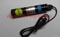 石材木材机械专用绿光激光标线器 2