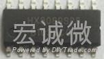 HX8089FM调频发射IC