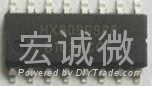HX8089手表对讲机发射IC