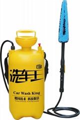 便攜式洗車器手動
