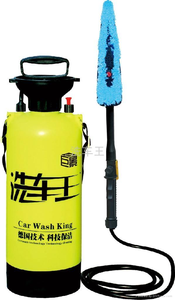 便攜式洗車器手動 4