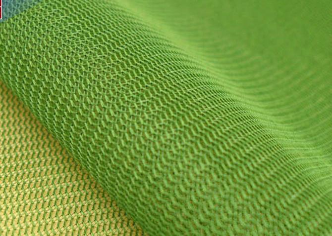 100% Polyester mesh fabric 4