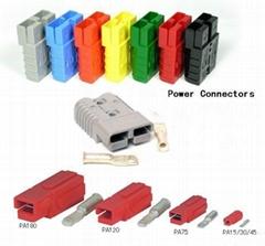 Anderson电池电源连接器