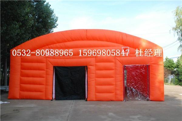 消防演习充气帐篷 3