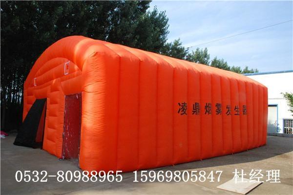 消防演习充气帐篷 4