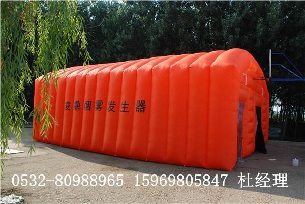 消防演习充气帐篷 5