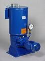 搅拌机电动油脂泵 2