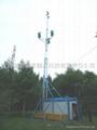 1350w螺旋形垂直軸風力發電機 5