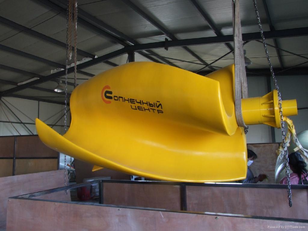 2Kw風力發電機 3