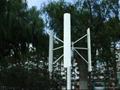 Vertical axis wind turbine 2