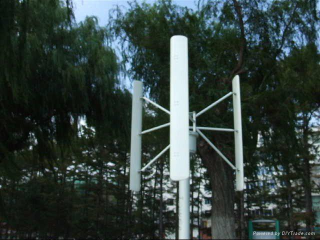 1kw垂直軸風力發電機 5