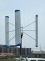 5Kw垂直軸風力發電機