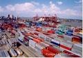 海运包括整箱和拼箱出口