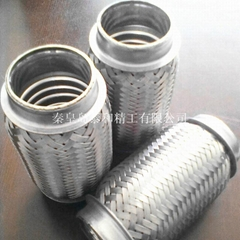 Stainless Steel ISO/TS16949 Certificate Flex Pipe Exhaust Accessory
