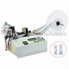 供應商標切斷機 電腦裁切機 冷熱切紅外精準感應 SF-120HLR