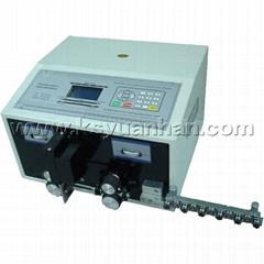 The best quality automatic wire cutting and stripping machine