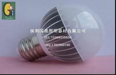 LED3WLED球泡燈