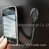 Magnetic security holder for phones