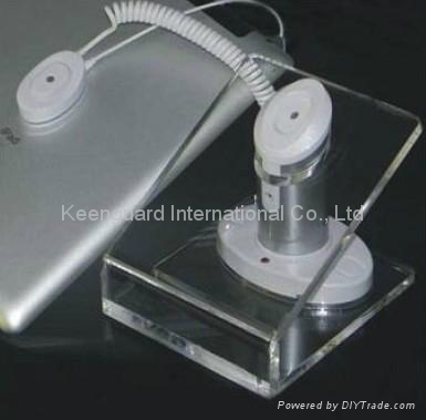 平板電腦ipad報警展示支架 KN AH12 1
