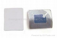RFID EAS Security Label Sticer KN L08